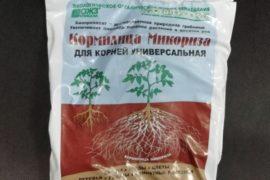 Микориза Кормилица 1л стимулятор роста корней